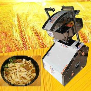 Commercial faca de aço inoxidável máquina de macarrão Noodle elétrica fabricante de máquinas Handmade Noodles Dough Cutter é simples e conven
