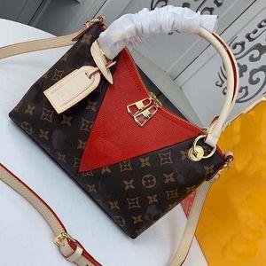 Hot Sell Favour designer handbags Type V leather ladies large capacity tote bag global limited edition evening handbag 43966-27