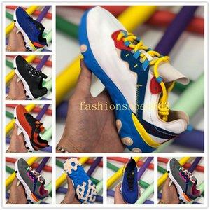 Fashio menino menina Marca crianças homens plataforma mulheres sapatos de grife mens athletic formadores casuais sapatilhas UNDERCOVER Elemento Reac 87 87-35