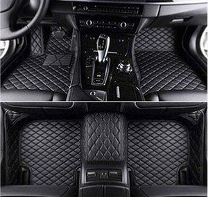 For Nissan Livina 2007 - 2018 Waterproof Non-slip Carpets floor mat Non toxic and inodorous - 4 door