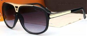 2020 Latest Color 0350 Fashion Sunglasses Millionaire Square Frame Top Quality Continuous Retro Decorative Glasses llv