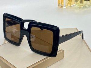 Nova moda popular 0532s óculos de sol clássico quadro quadrado de alta qualidade estilo simples e elegante 0532 óculos de protecção de alta qualidade