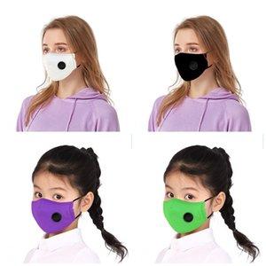 La respirazione maschere antipolvere Valvola viso regolabile Earloop Lattice Stampa Mouth Mask Mascherine anti saliva respiratori Disponibile 7 9BR E19