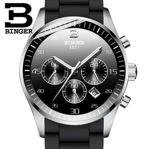 Швейцария переедания Мужские часы Top Спорт хронограф кварцевые часы Мужчины Relogio 2019 Новые Мужчина для часов