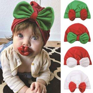 Pudcoco Yeni Stil Bebek Şapka Kadife Sıcak Hat ilmek Beanie Cap Unisex Bebek Çocuk Örgü Bebek Kış Cap Fotoğrafçılık aksesuvar