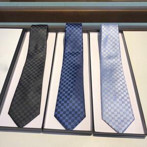 Erkek Rhombus İş Biçimsel Kravatlar Yeni Stil Erkek Moda Çift Harf Kravat Kravat Klasik Erkekler Toplantı Düğün Balo Casual Kravat 3 Renkler
