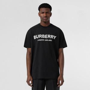 2020 Art und Weise T-Shirt Männer und Frauen lässig kurzärmelige Straße lose T-Shirt Männer und Frauen T-Shirt Kurzarm-Shirt