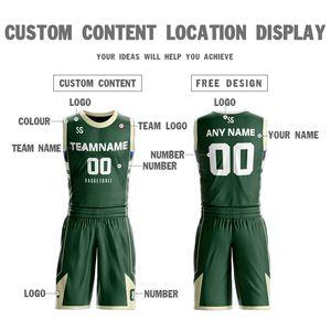 Çin özel Yeni Stil tasarım ucuz süblimasyon basketbol Formaları üniforma Spor Giyim Setleri, Takım Logosu