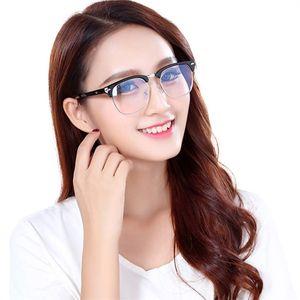 Anti Blue Light Filtre de blocage Réduit Effacer Strain numérique Eye Gaming régulier Ordinateur Lunettes Cadre Femmes améliorer le confort