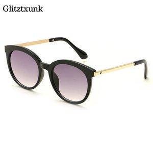 Glitztxunk 2020 Crianças Sunglasses para meninas Meninos Crianças Sunglass clássico Moda Bebê Eyewear Praia Outdoor Sports Goggle UV400