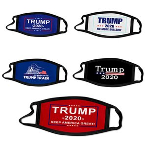 Máscara de Design 3D Trump Windproof Cotton Mouth Máscaras Adulto eleição americana Estados Unidos Máscara eleição presidencial DHA310