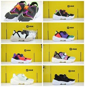 2020 nuevas mujeres de la aguamarina del Rift blanco cumbre del G-Dragón Púrpura Naranja Negro Green Valley 2S Triple s de edad Tamaño de los zapatos 36-41 Eur