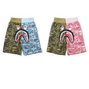 Designer pantalons de plage de requin de luxe nouveaux shorts pour hommes de mode short casual plaque couleur solide shorts de natation de plage hommes