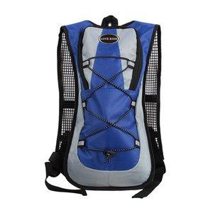 Water Bag 5L Zaino Hydration Pack per Outdoor della bicicletta Hi