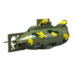 Novel Toys 3311M Mini RC Submarine RC Toy Remote Control Toy Waterproof Diving Birthday Gift for Kids Boys