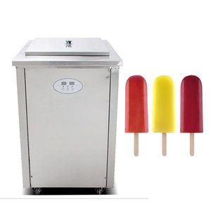 Alta Qualidade Automatic Commercial vara Ice Cream picolé MachineBest de venda de gelo picolé máquina para Ice Lolly 1200W