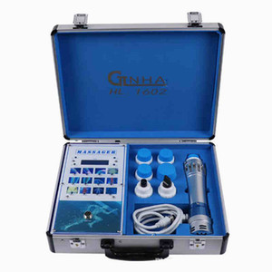 Corpo Sollievo Nuovo extracorporea shock portatile terapia dell'onda Shockwave macchina Urto ED trattamento del dolore di massaggio di uso della casa