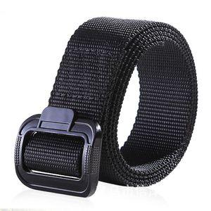 Army Tactical Nylon Belt Homens Militar Combate Heavy Duty Cintura Masculino Casual Strap cinto de três cores