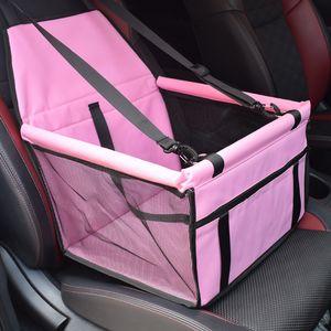مقعد السفر الكلب غطاء السيارة للطي أرجوحة الحيوانات الأليفة الناقلون حقيبة حمل للقطط كلاب transportin perro autostoel هوند