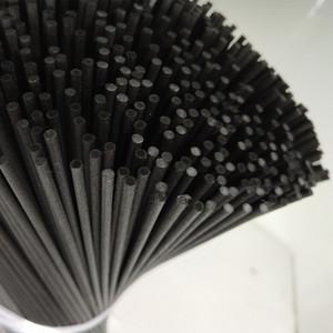 1000pcs lot Black Fiber Rattan Sticks Essential oil Reed Diffuser Sticks Aromatic Sticks for Home Fragrance Air Freshener