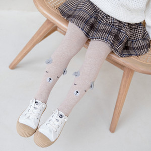 Cotton Pantyhose Knitted Collant Tights Stocking Spring Autumn Winter Infant Clothing Kids Baby Girls Tights Soft