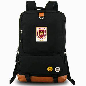 Reggiana ac backpack Cool football club emblem daypack 1919 Soccer laptop schoolbag Leisure rucksack Sport school bag Outdoor day pack