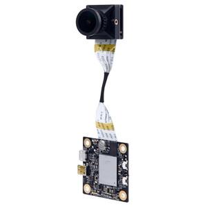 كاميرا هوك اليراع سبليت 4K 12MP واحدة المجلس HD تسجيل DVR WDR FPV MINI للأجنحة ثابتة FPV