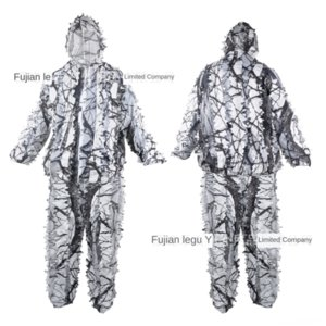 Outdoor supplies Jilin clothing maple leaf camouflage hunting camouflage professional snowfield bionic