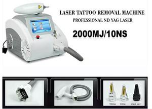Сенсорный экран 1000 Вт YAG YAG лазер удаление татуировок оборудование красоты шрам удаление веснушки шрам угревая татуировка для удаления пигмента машина для обработки