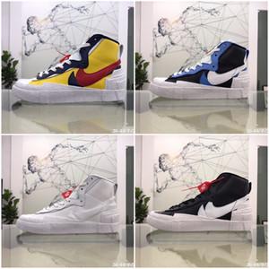 Nike Blazer Mid Grim Reaper shoes 2020 hococal 높은 품질 오렌지 블랙 블레이져 MID 냉혹 한 Reepers 신발 스트라이프 Cavans 열 PRESTRO 농구 신발을 실행