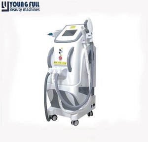 Multifunction Beauty Machine Laser Beauty Equipment with IPL RF Elight SHR Nd Yag Laser for Home Salon Use