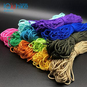 IQiuhike Paracord 2 millimetri 50FT 100FT (31Meters) Uno stand Cores Paracord corda Cuerda Escalada Paracorde Bracciali Paracord