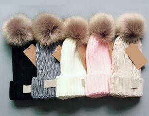 Invierno sombreros del bebé para los niños varones Viajes Marca Moda Gorras Skullies chapeu Caps algodón traje de esquí sombrero de color rosa niña tapa para freeship 1-12t