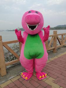 2019 vendita diretta della fabbrica Barney costume della mascotte Barneymascot costume Mickey Barney trasporto libero