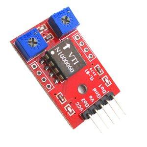SCA60C Single Axis Tilt Sensor Module Skew Detector For Arduino DC 5V