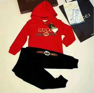 Горячая распродажа детские мальчики наряды для малышей буква верхний+динозавр напечатано брюки комплект 2шт 2020 мода лето бутик дети одежда наборы C5934