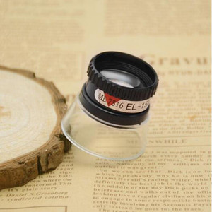 15X Watch Magnifying Jewelry Maker Eye Magnifier Glass Loupe Lens Watch Repair Tool Accessories