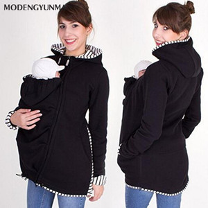 MODENGYUNMA Annelik Mont Kış Ceket Hamile Kadınlar için Giyim Uzun Kollu Katı Group Çocuk Kıyafetleri Giyim Ceketler