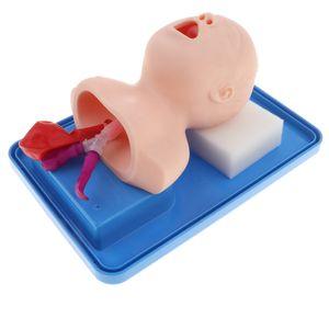 Avançada infantil exibição intubação Manequim Ensino Ferramenta Airway Gestão instrutor enfermeira da escola Aprendizagem