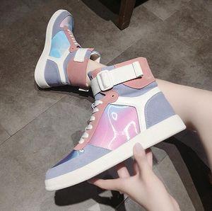 2020 scarpe da donna di alta gamma di alta moda di lusso Medusa tendenza scarpe casual di marca spedizione gratuita J8