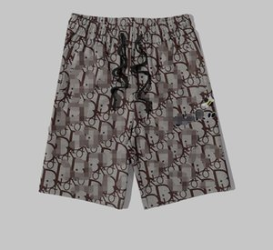 New luxury men's designer shorts stylist summer fashion beach pants sports casual basketball men's and women's printed loose shorts