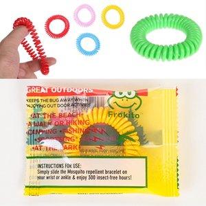 Противомоскитные браслеты от насекомых Защита от насекомых Наружная защита от насекомых - противомоскитный браслет