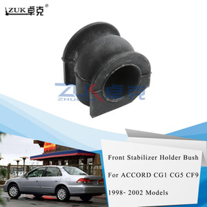 ZUK Pair Front Stabilizer Holder Rubber Bush For HONDA ACCORD 1998 1999 2000 2001 2002 CG1 CG5 CF9 OEM:51306-S84-A01