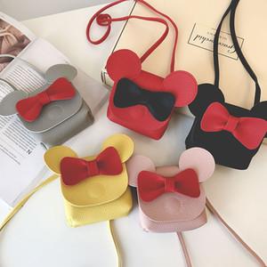 2019 children's shoulder diagonal baby girl purse casual cute