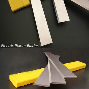 4 Stück HSS Elektrohobel Cutter 3 * 25 * 250mm W4 High-Speed-Stahl Hobelmesser Breite: 25 mm, Länge: 250 mm, Holzhobelwerkzeuge