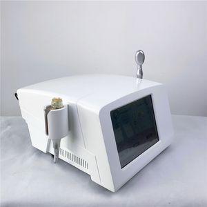 acnes izleri kaldırma Fraksiyonel RF radyo frekansı microneedling makinesi için taşınabilir Microneedling fraksiyonel Microneedle RF tedavi makinesi
