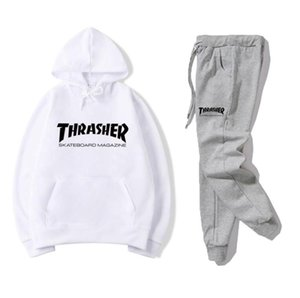 Mens set sweatsuit Designer Tracksuit Men hoodies + pants Mens Clothing Sweatshirt Womens Pullover Casual Tennis Sport Hip Hop Sweat Suit
