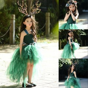 Halloween Day Kids Dress Girl Toddler Summer Princess Pageant Flowers Niñas Vestidos Ropa Teen Lace Tutu Vestido Frocks Fall