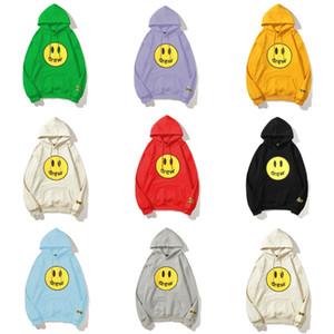 Topstoney pour hommes et femmes'S Oodie 2020 printemps et en automne Nouveau Une Zipper Oodie Pull rue Retro Ig Qlity lâche Couple Jumper # 754