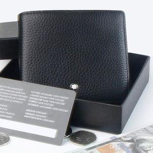 1906 German Brand Coin Pocket Card Holder Luxury Genuine Leather MB Wallet Hot ,Men Business Cufflinks Men Accessories Suit Cuff Links